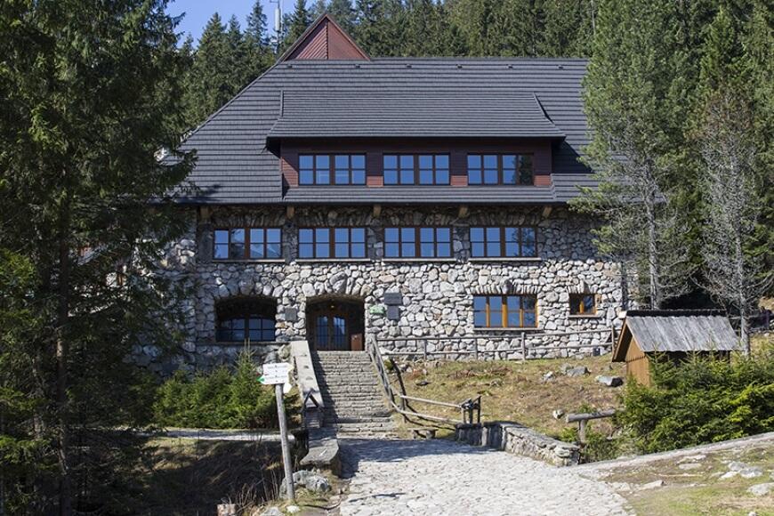 Szkolenia w górach - Dolina Chochołowska