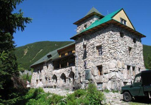 Szkolenia w górach - Schroinisko Murowaniec