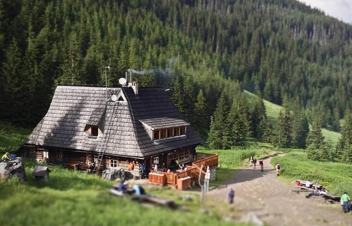 Szkolenia w górach - Hala Kondratowa