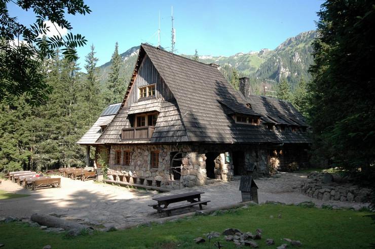 szkolenia w Tatrach - hala ornak