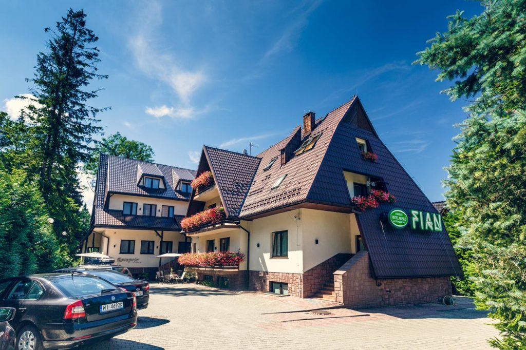 Hotel Fian 1